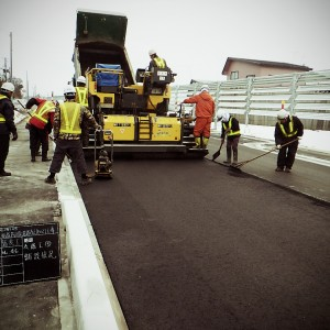 30稲盛芦沼線道路改良(その2)工事